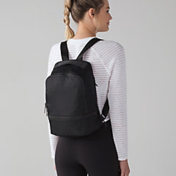 04a2a460f8 lululemon athletica Handbags - City Adventurer Backpack Mini 12L